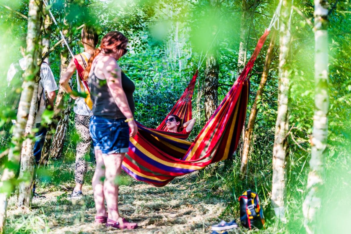 Hammocks at Timber Festival 2_Andrew_Allcock