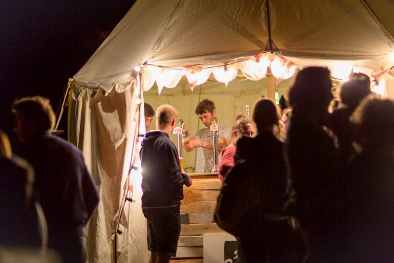 Food & Drink at Timber Festival