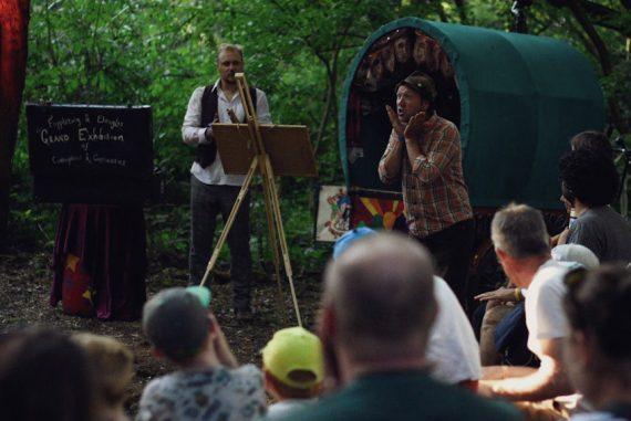 Ian Douglas – Campfire Stories