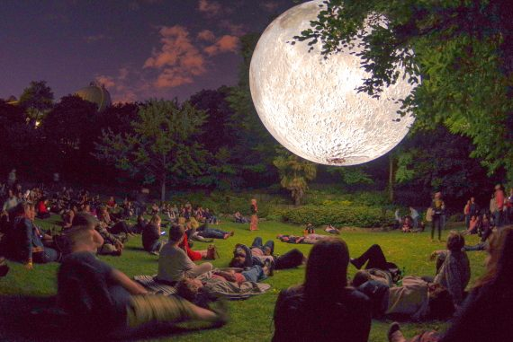 Museum of the Moon – Luke Jerram