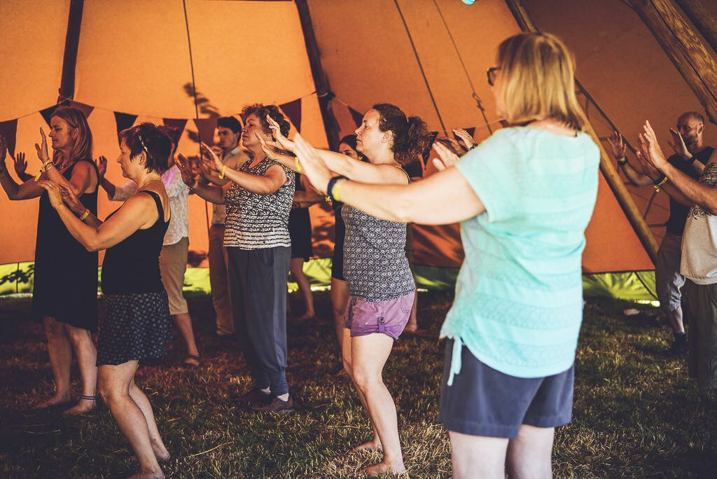 Festival Of Laughs 2020 Tour Dates laughing yoga   Timber Festival :: 3 / 4 / 5 July 2020