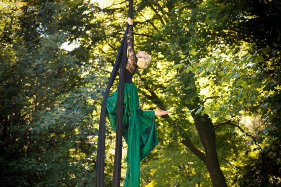 Silks in the Trees Workshop