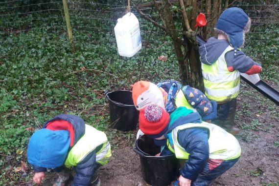 Root + Branch Out:: A flavour of Forest School