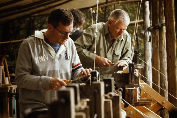 Greenwood Days —Woodland Craft