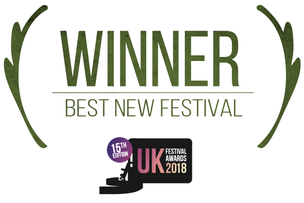 Winner, Best New Festival at the UK Festival Awards 2018